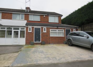 Thumbnail 3 bed semi-detached house for sale in Jill Avenue, Great Barr, Birmingham