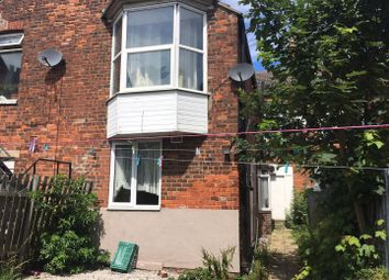 Thumbnail 1 bedroom flat to rent in Hessle Road, Hull