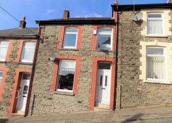 Thumbnail 3 bed terraced house for sale in Crosswood Street, Treorchy, Rhondda Cynon Taff.