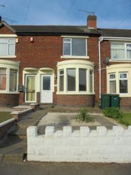 Thumbnail 2 bed terraced house to rent in Sewall Highway, Wyken, Coventry