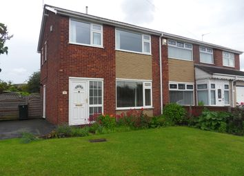 Thumbnail 3 bed semi-detached house to rent in Lake Road, Woodlands, Doncaster