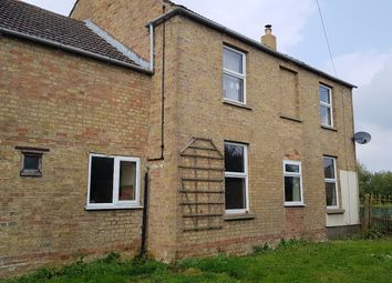 Thumbnail 4 bedroom detached house to rent in White Post Road South, Peterborough