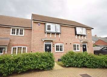 Thumbnail 3 bed terraced house for sale in Oak Row, Brixworth, Northampton