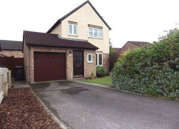Thumbnail 3 bed detached house for sale in Broad Croft, Bradley Stoke, Bristol