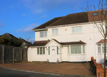 Thumbnail 5 bed semi-detached house for sale in Rochester Road, Northwood