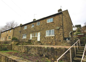 Thumbnail 3 bed semi-detached house for sale in Dirker Drive, Marsden, Huddersfield