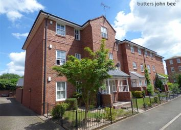 Thumbnail 2 bedroom flat for sale in Trent Close, Stone, Staffordshire