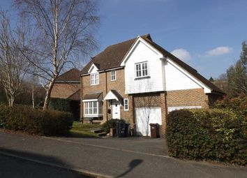 Thumbnail 4 bed detached house for sale in Meadow Rise, Horam, East Sussex