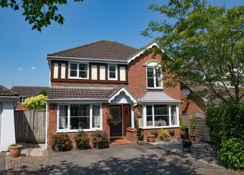 Thumbnail 4 bed detached house for sale in Vickers Road, Ash Vale