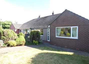 Thumbnail 3 bed semi-detached bungalow for sale in Crossings Close, Cleator Moor, Cumbria