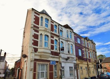 Thumbnail 3 bed end terrace house for sale in Penarth Road, Cardiff