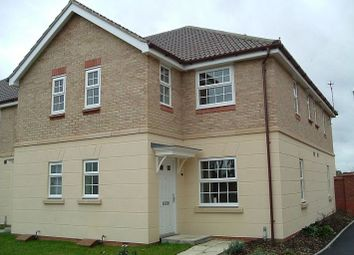 Thumbnail 2 bedroom link-detached house to rent in Wards View, Falcon Court, Kesgrave, Ipswich