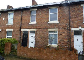 Thumbnail 2 bed flat for sale in Bolingbroke Street, Heaton, Newcastle Upon Tyne