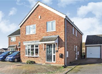 Thumbnail 4 bedroom detached house for sale in Langlands, Lavendon, Olney