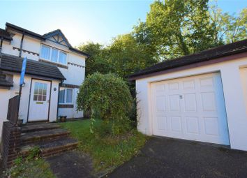 Thumbnail 2 bed end terrace house for sale in Trenouth Close, St. Cleer, Liskeard