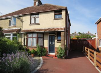 Thumbnail 3 bed semi-detached house for sale in Cleveland Road, Southampton