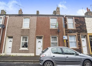 Thumbnail 2 bed terraced house to rent in Winifred Street, Workington