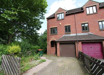 Thumbnail 3 bed town house for sale in Churchmead, Bassaleg, Newport