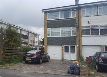 Thumbnail 4 bed town house to rent in Petworth Way, Hornchurch