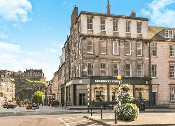 Thumbnail 3 bed flat for sale in George Street, Edinburgh
