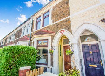 Thumbnail 3 bedroom terraced house for sale in Strathnairn Street, Roath, Cardiff
