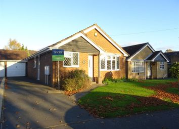 Thumbnail 3 bed detached bungalow for sale in The Limes, Ravenstone, Leicestershire