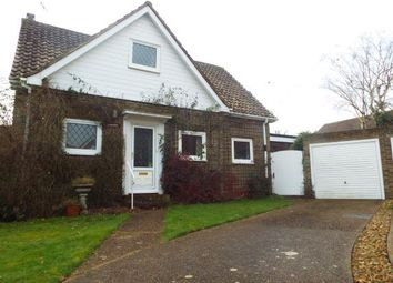 Thumbnail 3 bed detached house for sale in Penn Crescent, Ringmer