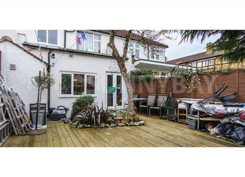 Thumbnail 5 bed terraced house to rent in Clovelly Road, Chiswick