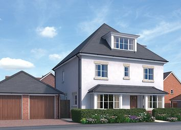 "Thumbnail 5 bed property for sale in ""The Coppice"" at Wheeler Avenue, Wokingham"