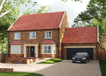 Thumbnail 5 bedroom detached house for sale in New Road, Sutton Bridge, Spalding