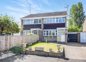 Thumbnail 3 bedroom semi-detached house to rent in Barra Close, Highworth, Swindon
