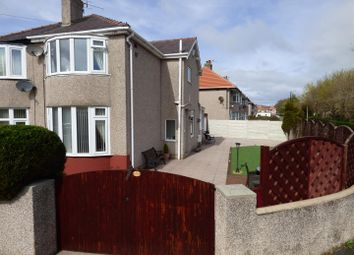 Thumbnail 3 bedroom semi-detached house for sale in Burnfell Road, Lancaster
