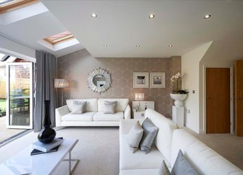 Thumbnail 4 bed semi-detached house for sale in Off Holland Road, Hurst Green, Oxted, Surrey