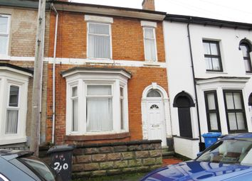 Thumbnail 2 bed terraced house for sale in Western Road, Derby