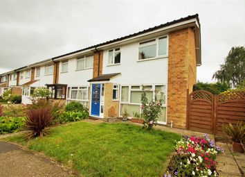 Thumbnail 3 bed end terrace house for sale in Broom Knoll, East Bergholt, Colchester