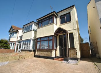 Thumbnail 3 bed semi-detached house to rent in Cromwell Road, Southend-On-Sea