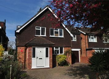 Thumbnail 4 bed detached house for sale in Burchetts Way, Shepperton, Surrey