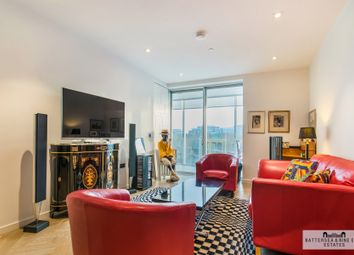 Thumbnail 1 bed flat for sale in Circus West Road, London