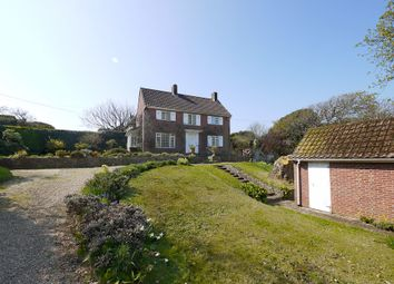 Thumbnail 3 bed detached house for sale in Kivernell Road, Milford On Sea, Lymington, Hampshire