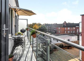 Thumbnail 2 bed flat for sale in Chimes House, 187 Beckenham Road, Beckenham
