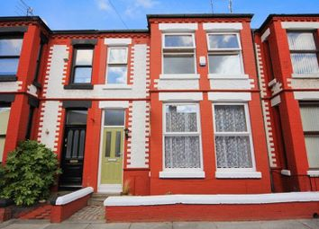 Thumbnail 4 bed terraced house for sale in Chestnut Grove, Wavertree, Liverpool