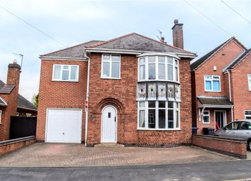 Thumbnail 5 bedroom detached house for sale in Eastwoods Road, Hinckley, Leicestershire