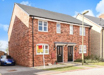 Thumbnail 2 bed semi-detached house for sale in The Village Close, Upper Arncott