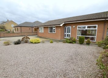 Thumbnail 3 bed bungalow for sale in Woolram Wygate, Spalding