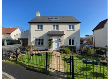 4 bed detached house for sale in Openshaw Gardens, Cheddar BS27