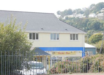 Thumbnail 2 bed flat to rent in The Meadows, Goodwick