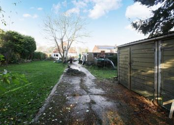Thumbnail 6 bed detached bungalow for sale in New Road, Lovedean, Waterlooville