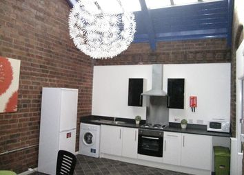 Thumbnail 3 bed flat to rent in Clough Road, Sheffield