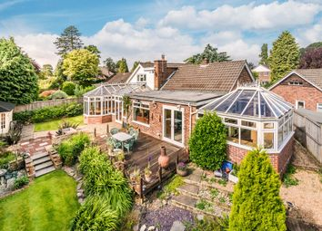 Thumbnail 5 bed detached bungalow for sale in Manor Close, Warlingham