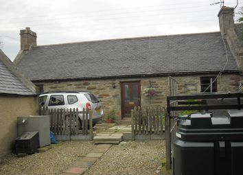 Thumbnail 1 bed semi-detached house for sale in Back Street, Keith, Moray